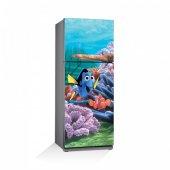 Kayıp Balık Nemo 1 Buzdolabı Sticker