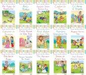 Neşeli Hayvan Öyküleri (15 Kitap Set) Ümit Özveri Özyürek Yayınları