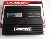 Jameson Usa 505 2500 Watt 4 Kanal Profesyonel Mosfet Amfi Bass Kumandalıdır 2 Yıl Garanti
