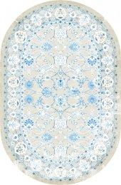 Brillant Latex Halı Sarmaşık Oval 150x230 Hle11310.801 (Püsküllü)