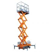 Biglift Rm Mksakl5.9 Makaslı Akülü Personel Platformu