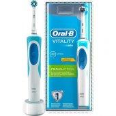 Oral B Vitality Crossaction Şarj Edilebilir Diş Fırçası