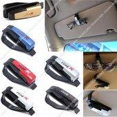 Araç İçi Gözlük Tutacağı Araba Gözlük Tutucu Typer