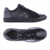 Kappa Cumpa Erkek & Kadın Günlük Spor Ayakkabı Siyah