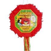 Angry Birds Lisanslı Pinyata Parti Hediyelik