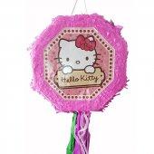 Hello Kitty Lisanslı Pinyata Parti Hediyelik