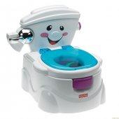 Fisher Price Eğitici Eğlenceli Tuvalet (Türkçe) Bmd23