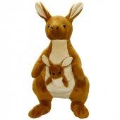 Neco Plush Yavrulu Kanguru Peluş Oyuncak 60 Cm