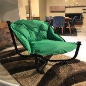 Pufumo Armut Bahçe Sandalyesi Yeşil