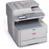 Oki Mc362dn Faks + Tarayıcı + Fotokopi + Renkli Laser Yazıcı