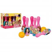 Barbie Oyuncak Bowling Seti Lisanslı