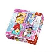 Prenses 4 Lu Puzzle Prenses (35,48,54,70)