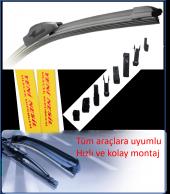 Hyundai Accent (2000 2005) Inwells Muz Silecek Takımı