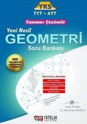 Nitelik Yks 1. Ve 2.oturum Tyt Ayt Yeni Nesil Geometri Tamamı Çözümlü Soru Bankası