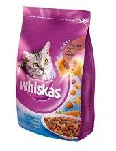 Whiskas Ton Balıklı Sebzeli Kuru Kedi Maması 1,4 Kg