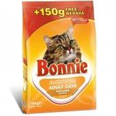 Bonnie Tavuklu Kedi Maması 1,5 Kg