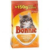 Bonnie Chicken Yavru Kediler İçin Kuru Mama 350+150 Gr