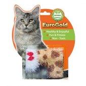 Eurogold Renkli Çorap Kedi Oyuncağı