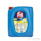 Pril Sıvı Bulaşık Deterjanı 3 Güç Limon 4 Kg