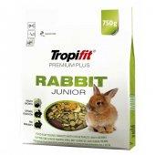 Tropifit Premium Plus Yavru Tavşan Yemi 750 Gr
