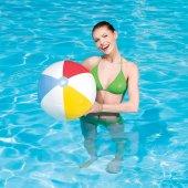 Bestway Deniz & Havuz Topu 41cm Renkli Dilimli Lisanslı Pb31020