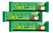 Züber Elmalı Ve Tarçınlı Doğal Meyve Tatlısı 40 Gr