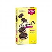 Schar Glutensiz Sütlü Kremalı Dolgulu Kakaolu Bisküvi 165 Gr