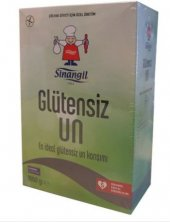 Sinangil Glutensiz Un 1000 Gr