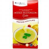 Nutramor Düşük Proteinli Vegan Ve Glutensiz Sebze Bulyonlu Çorba