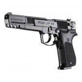 Walther Cp88 Competition Cal.4,5 Mm. Siyah