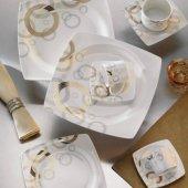 Kütahya Porselen Aliza 83 Parça Yemek Takımı Th 35101