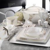 Kütahya Porselen Aliza 83 Parça Yemek Takımı 65114