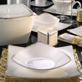 Kütahya Porselen (Mitterteich) Phaselis Bcku 83 Parça Yemek Takımı 65125