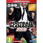 Football Manager 18 Limited Edition Pc