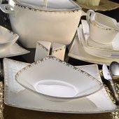 Kütahya Porselen (Mitterteich) Phaselis Bcku 83 Parça Yemek Takımı 65123