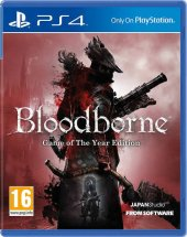Bloodborne Game Of The Year Edition Türkçe Ps4 Oyun