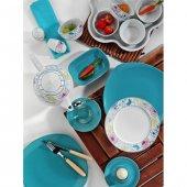 Kütahya Porselen Yasemin 43 Parça Kahvaltı Takımı 2214