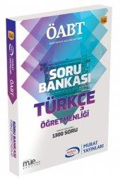 Murat Yayınları Öabt Türkçe Öğretmenliği Tamamı Açıklamalı Soru