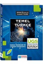 Evrensel İletişim Yayınları Ügs Temel Türkçe Şifreliyorum Konu