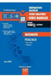 çap Yayınları Üniversiteye Hazırlık Matematik