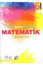 Süreç Yayın Dağıtım 5. Sınıf Matematik Öğretici Kazanım 20 Deneme