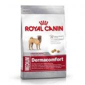 Royal Canin Dermacomfort Medium Hassas Deri İçin Köpek Maması 10