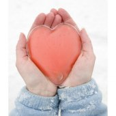 Sihirli Kalp Jel Isıtıcı