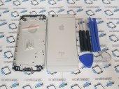 Apple İphone 6s Boş Kasa Gümüş+tamir Seti