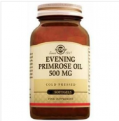 Solgar Evening Primrose Oil 500 Mg 30 Softgels