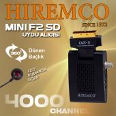 Hiremco F2 Sd Mini Scart Tkgs Uydu Alıcısı