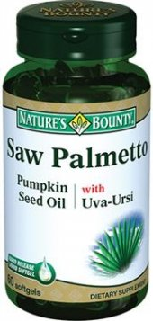 Natures Bounty Saw Palmetto 60 Yumuşak Kapsül Skt 04 2020