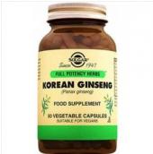 Solgar Korean Ginseng 50 Vegetable Kapsul