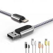 Yüksek Kalite Halat Tipi İphone Data Kablosu