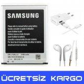 Samsung Galaxy S3 Batarya Pil I9300 + Şarj Aleti + Kulaklık